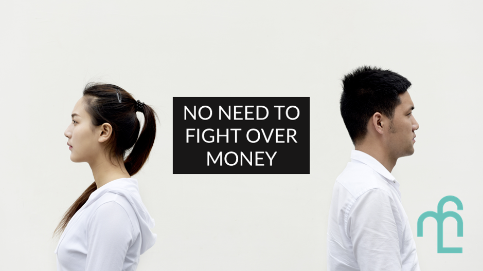 Manage money without fighting