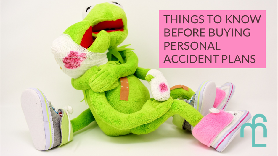 Things to note before getting a personal accident plan
