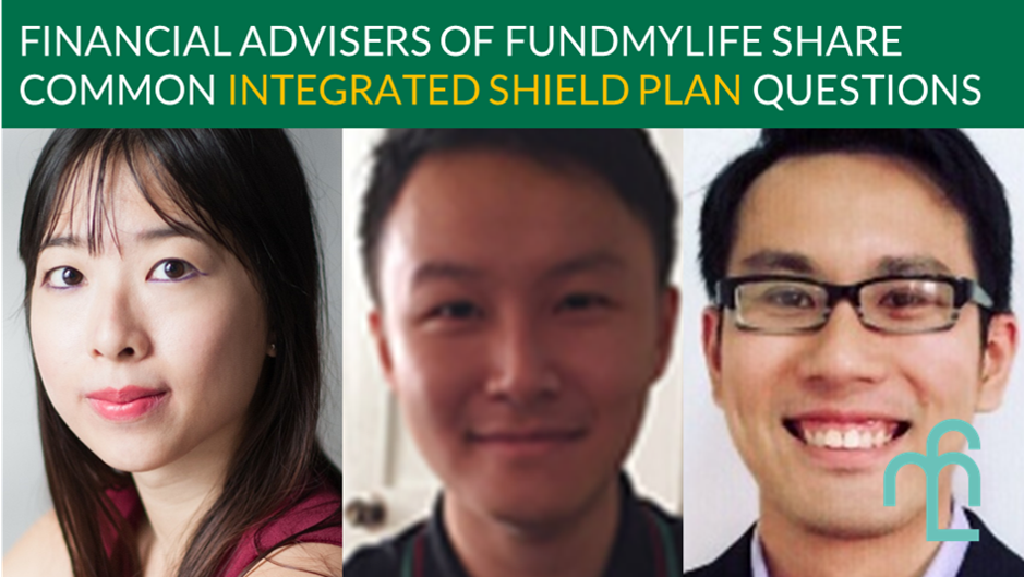 Financial advisers of fundMyLife share some common misconceptions about integrated shield plans