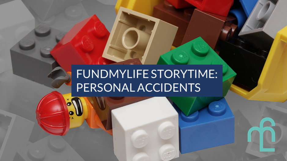 fundMyLife presents personal accident stories