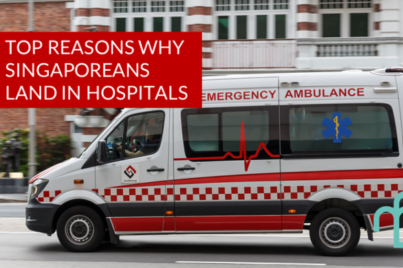 Top reasons why Singaporeans land in hospitals