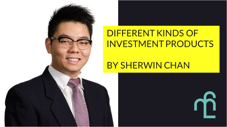 Guide on investment products