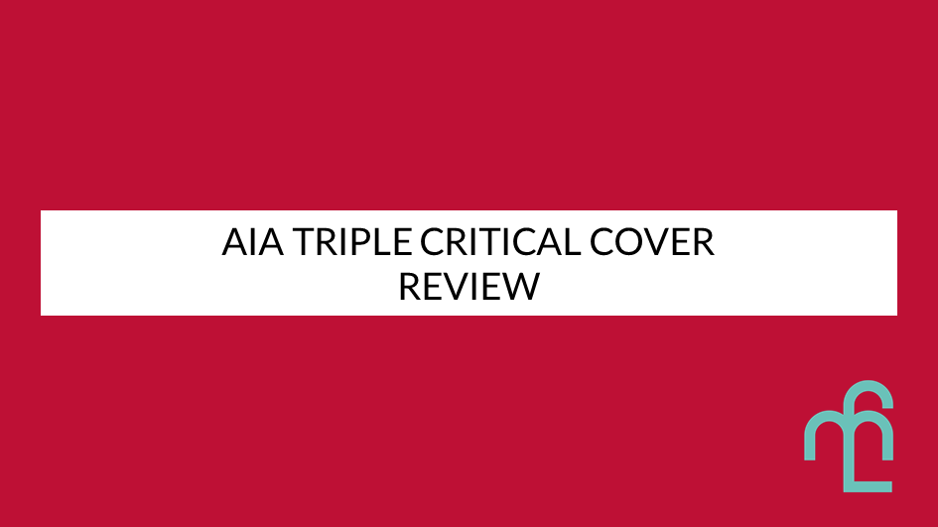 AIA Triple Critical Cover