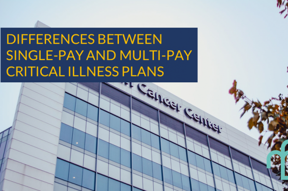 The differences between single-pay and multi-pay critical illness plans