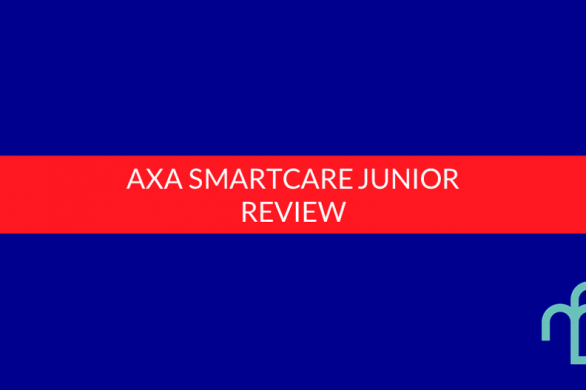 AXA SmartCare Junior review