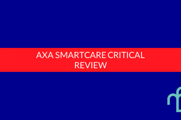 AXA SmartCare Critical Review