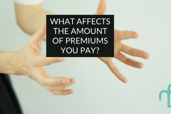 Factors that affect your insurance premiums